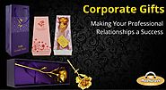 Make Your Professional Relationships Success with Corporate Gifts