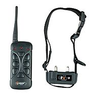 Aetertek At-215 Professional 2 in 1 Dog Training Collar with Remote 600yard Range Electric Shock Collar Vibrate for S...