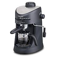 Refresh your Day with Morphy Richards Espresso Coffee Maker