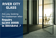 Glass Door Repairs Service Provider in Brisbane