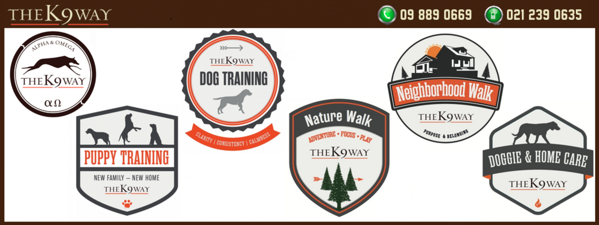Headline for TheK9Way | Dog & Puppy Training
