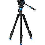 Benro Aero 4 Video Travel Angel Tripod Kit A2883FS4 B&H Photo
