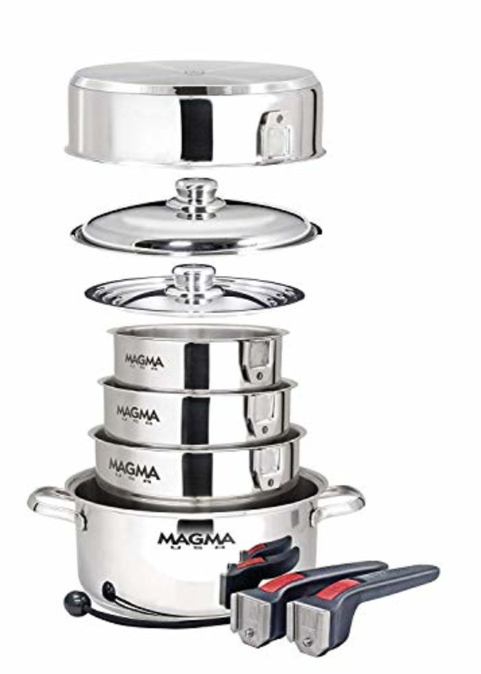 Best Rated Induction Compatible Cookware Sets Reviews