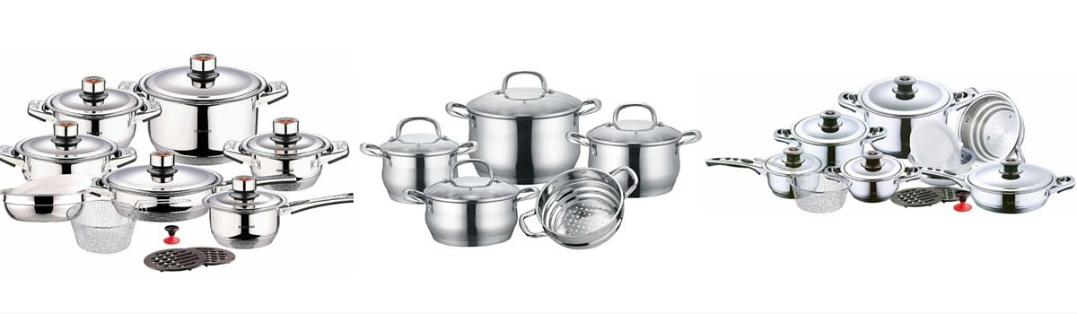 Headline for Best Rated Induction Compatible Cookware Sets Reviews