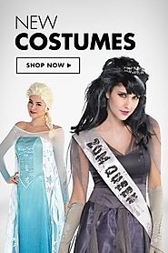 Womens Costumes - Womens Halloween Costumes & Costume Ideas - Party City