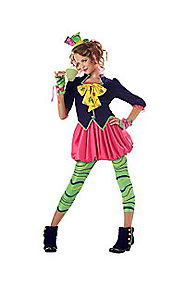 Girls Tween Costumes | Kids Tween Halloween Costume for a Girl