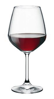 Bormioli Rocco Restaurant Red Wine Glass, Set of 4