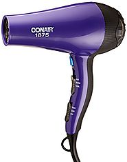 Conair 1875 Watt Thermal Shine Ionic Conditioning Hair Dryer