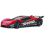 Traxxas 64077 XO-1 AWD Supercar Ready-To-Race Trucks (1/7 Scale), Colors May Vary