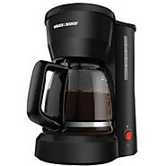 Black & Decker DCM600B Drip Coffee Maker - Kitchen Things