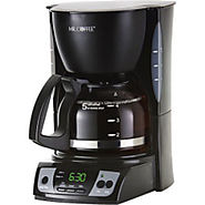 Mr. Coffee 5-Cup Programmable Coffeemaker - Kitchen Things