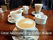 Popular Automatic Drip Coffee Makers Kitchen Things