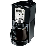 Mr. Coffee BVMC-SJX33GT 12-Cup Programmable Coffeemaker - Kitchen Things