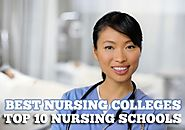 Colleges with Nursing Programs by College Mouse