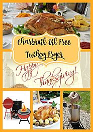 Charbroil Big Easy Oil Less Turkey Fryer Review • Home Kitchen Fryer