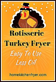 Presto ProFry Electric Rotisserie Turkey Fryer Review • Home Kitchen Fryer