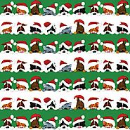 Christmas Gift Wrapping Paper