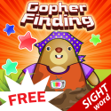 Gopher Finding : Sight Words (Lite)