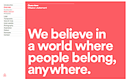 airBNB opens up the world
