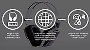 LSTN headphones helps provide hearing aids for people in need