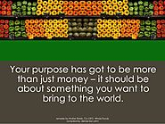 Whole Foods is a Purpose Based Business That Practices Conscious Capitalism