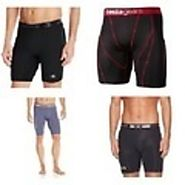 Best Men's Compression Shorts - XXL 3XL 4XL 5XL Reviews