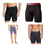 Best Men's Compression Shorts - Sizes 3XL 4XL 5XL