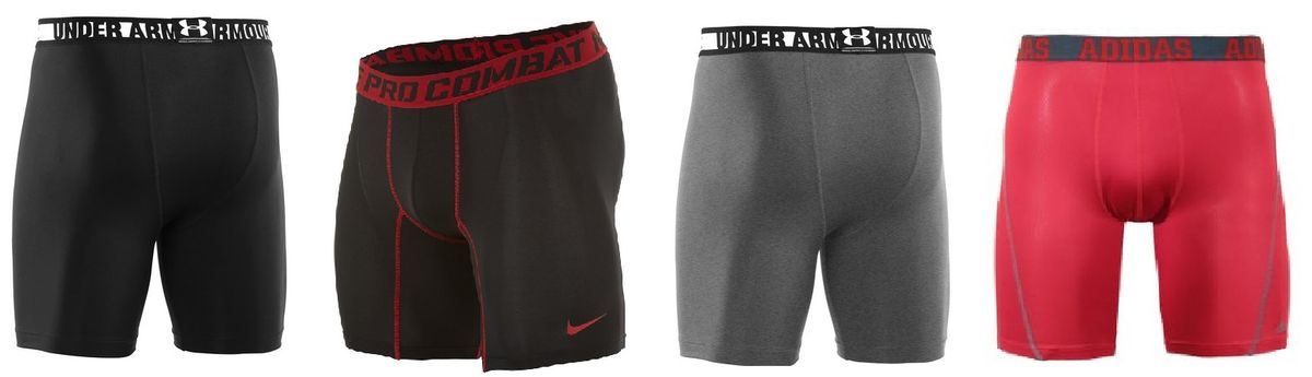 Headline for Best Compression Shorts for Men in Big and Tall Sizes of 3XL 4XL and 5XL