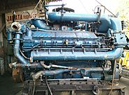 Mareing Engines | Generators and Propulsion Motors for sale