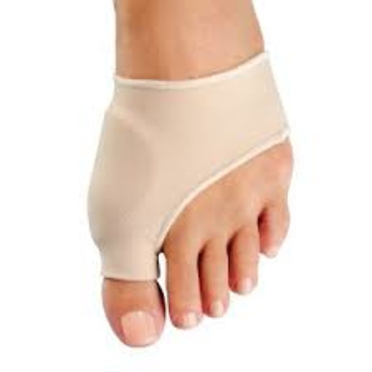 Headline for 5 WaysTo Relieve Bunion Pain - No Surgery!