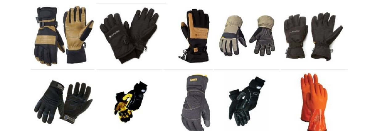 Headline for Insulated Waterproof Work Gloves