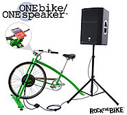 b005 | One Bike / One Speaker