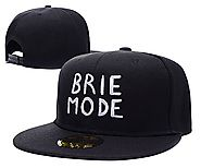 Brie Bella Brie Mode Logo Adjustable Snapback Caps Embroidery Hats
