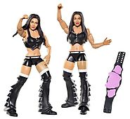 WWE Brie Bella and Nikki Bella Figure 2-Pack Series 15