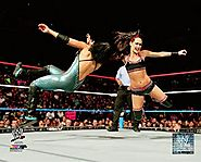 "Brie Bella WWE Action Photo (Size: 8"" x 10"")"