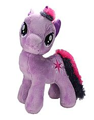 "Furyu My Little Pony Plush Doll ~ 14"" Twilight Sparkle (Purple)"