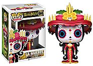 Funko POP Movies Action Figure: Book of Life - La Muerte