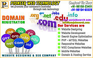domain registration company ludhiana punjab india