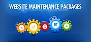 Get Cost Effective Website Maintenance Packages From Expert Web Agency