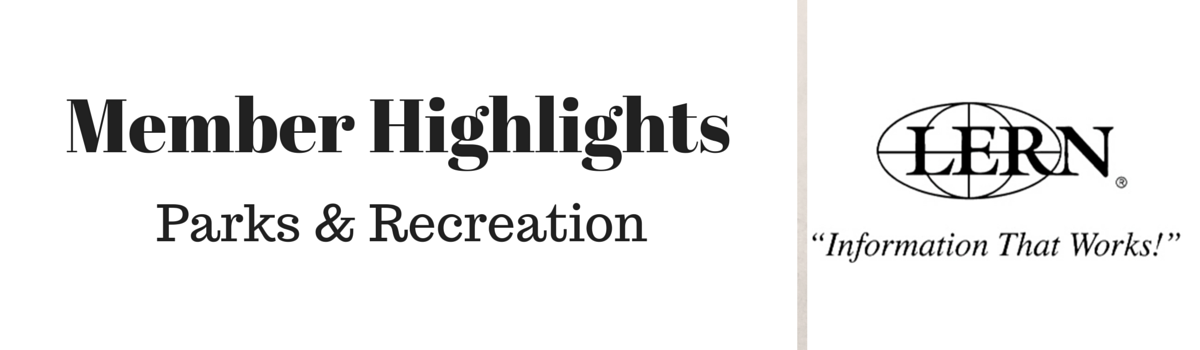 Headline for LERN Recreation Member Highlights - Sept. 11