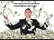 Quick Cash System Review [SARAH MARKEL SCAM] Quick Cash System Trading Binary Op