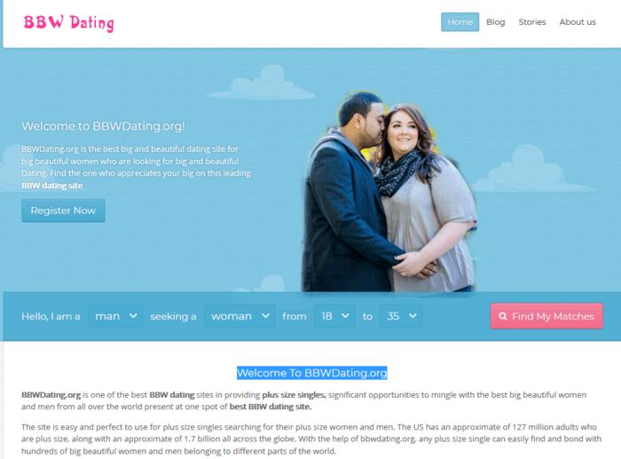 Liste der bbw-dating-site