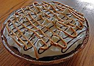 Easy To Make Peanut Butter Pie - A to Z Food Recipes
