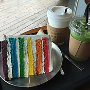 How To Make A Rainbow Cake Easy