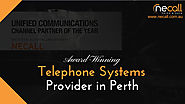 Business Phone Systems in Perth by Necall