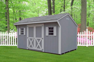 Storage Sheds for Sale in Southern Iowa * Sheds from Kauffman Structures