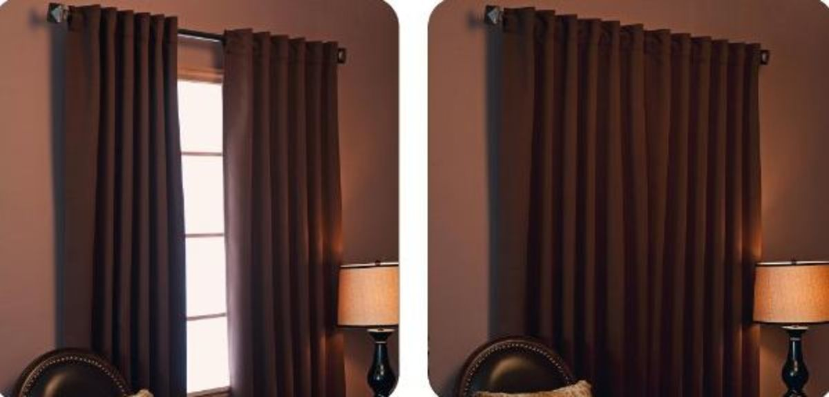 Headline for Highest-Rated Blackout Curtains for Nursery Room - Reviews 2017