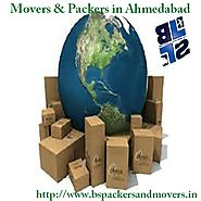 Movers & Packers in Ahmedabad is Explore Services.