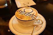 Emirates Palace's Gold Leaf Coffee Experience