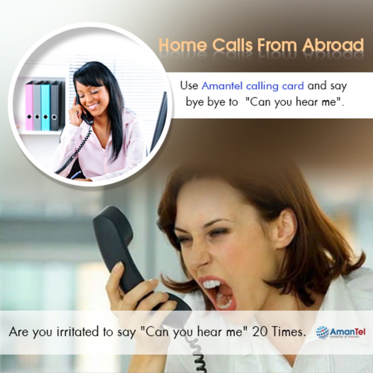 Headline for Abroad calling - Best steps to make international calling cheap
